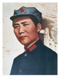 Mao Zedong in Northern Shensi  1936