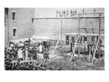 The Hanging of John Wilkes Booth's