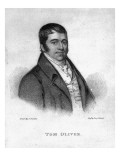 Tom Oliver  Engraved by Percy Roberts