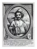 Masaniello  Engraved by Petrus De Iode