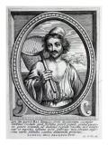 Masaniello  Engraved by Petrus De Iode