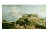 The Fortress of Konigstein  18th Century