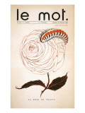 Front Cover of &#39;Le Mot&#39;  13th February 1915