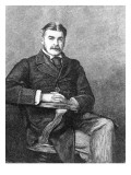 Sir Arthur Sullivan  Engraved by C Carter