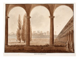 The Cloister of the Charterhouse  1833