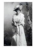 Queen of Spain  Ena of Battenberg  C1910