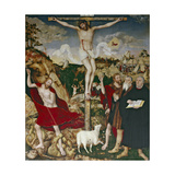 Christ on the Cross  1552-55