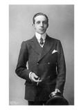 King Alfonso Xiii of Spain  C1910