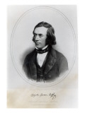 Charles Gavan Duffy  Lithographed by H O&#39;Neill