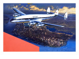 Boac Plane  from 'speed and Power'