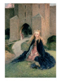 Princess with a Spindle  1896