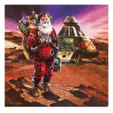 Santa Claus on Mars  as Depicted in 1976