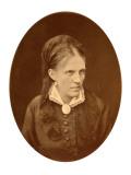 Portrait Bust of Anna G Dostyevskaya