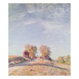 Uphill Road in Sunshine  1891