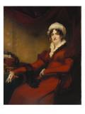 Portrait of Mrs Elizabeth Stewart Richardson