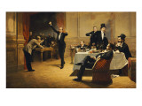 The Dinner Party  1837