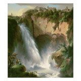 The Falls of Tivoli