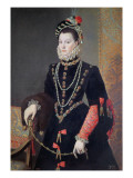 Elizabeth De Valois  1604-8