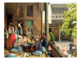 The Midday Meal  Cairo  1875