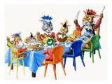 Brer Rabbit's Christmas Meal