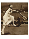 Suzanne Lenglen  1919