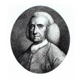 Portrait of Peter Collinson