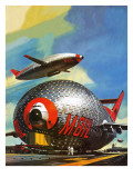 Super-Blimps of the Future