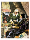 Alchemist and His Assistant