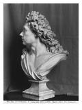 Bust of Robert De Cotte  1707