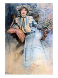 The Artist&#39;s Wife  1903