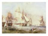 Battle of Trafalgar  1805