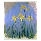The Yellow Irises  C1918-25
