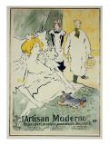 The Modern Artisan  1896