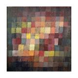 Harmonie ancienne, 1925 Giclée par Paul Klee