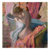 Seated Bather  1899