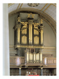 Wooden Organ Case  C1685-6