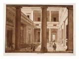 The Palazzo Massimo  1833