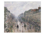 Le Boulevard Montmartre