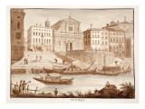 Porto Di Ripetta  1833