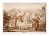Forum Romanum  1833
