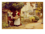The Ballad Seller  1902