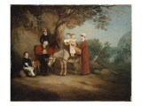 The Marriott Family  1815
