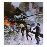 Hungarian Uprising of 1956