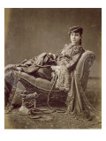 A Turkish Lady Seated  C1880