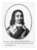 Henry Grey  1st Earl Stamford