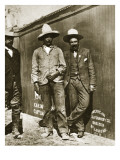 Pancho Villa and Two Rebels