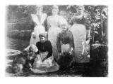 Sophia Farrell and Maids  1899