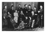 The Freud Family  C1876