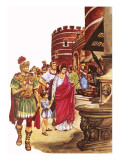 Shopping in Roman Britain