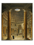 The Pantheon  Rome  1732